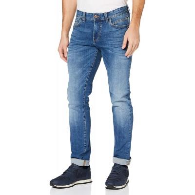 camel active Herren Straight Jeans Bekleidung