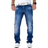 Cipo & Baxx Herren Jeans Hose Bekleidung
