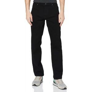 Wrangler Herren Authentic Straight Jeans Bekleidung