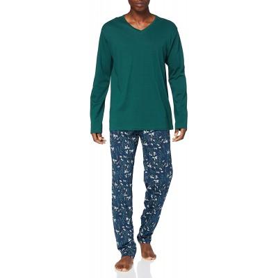 Schiesser Herren Schlafanzug Lang' Pyjamaset Schiesser Bekleidung