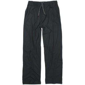 ADAMO Lange Schlafhose in dunkelblau Übergrößen bis 10XL Bekleidung