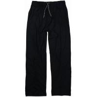 ADAMO Schlafanzughose lang 10XL-86 88 Schwarz Bekleidung