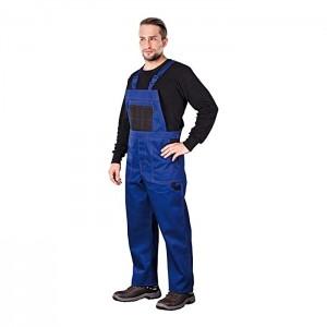Reis MMSNB_54 Multi Master Schutzlatzhose Blau-Schwarz 54 Größe Bekleidung
