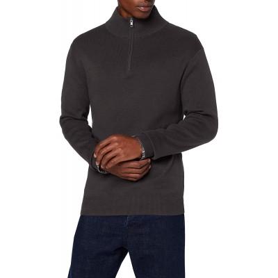 -Marke find. Herren Pullover Baumwolle Bekleidung