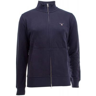 GANT Herren Original Full Zip Cardigan Sweatshirt Bekleidung