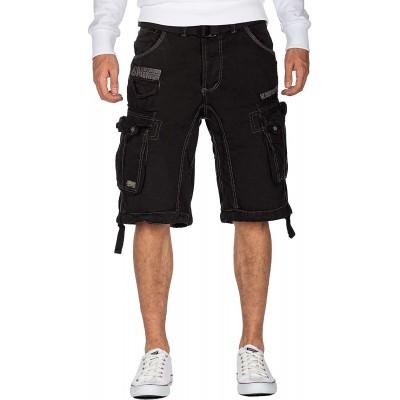 Geographical Norway Herren Cargo Shorts Men Bekleidung