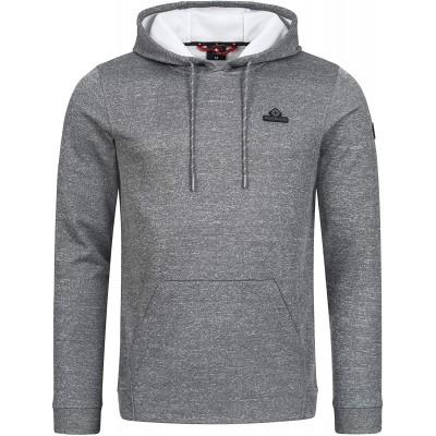 Höhenhorn Cimma Herren Hoodie Trainings Kapuzen Pullover Sweatshirt Polyester Funktionskleidung Bekleidung