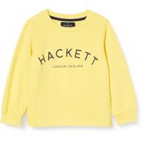 Hackett London Jungen Logo Crew B Sweater Bekleidung