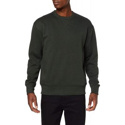 JACK & JONES Male Sweatshirt Schlichtes Bekleidung