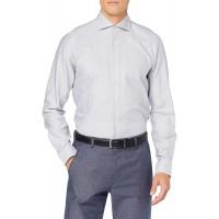 Strellson Premium Herren Sereno Businesshemd Blau Blue 410 Herstellergröße 41 Bekleidung