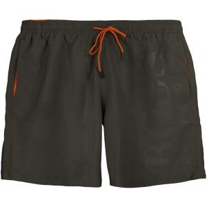 BOSS Swimwear Badeshort Badeboxer Orca Plus Größen Übergrößen 3XL 4XL 5XL Bekleidung