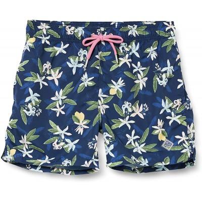 GANT Herren Lemon Flowers Swim Cf Shorts Bekleidung