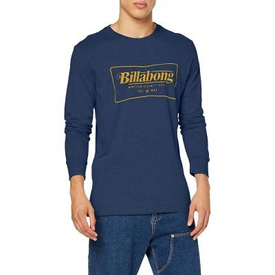 Billabong Herren TRD Mrk Ls Tee T-Shirt Billabong Bekleidung