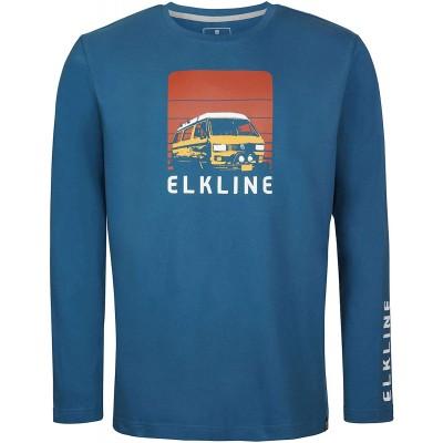 Elkline Herren Langarmshirt Hot Seat VW T3 1040089 Bekleidung