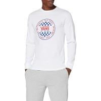 Vans Herren Og Checker Ls Langarmshirt Bekleidung