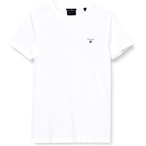 GANT Herren The Original Slim T-Shirt Bekleidung