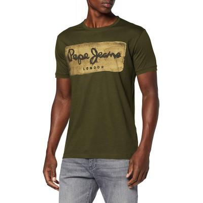 Pepe Jeans Herren T-Shirt Charing Bekleidung