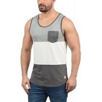 Blend Neo Herren Tank Top Sport-Shirt Muscle-Shirt mit Brusttasche Bekleidung