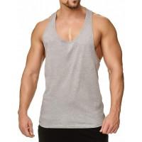 Happy Clothing Herren Tank Top Sport Fair-Trade 100% Baumwolle Bekleidung