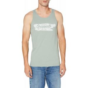 JACK & JONES Herren Jortorino Tank Top Trägershirt Cami Shirt Bekleidung