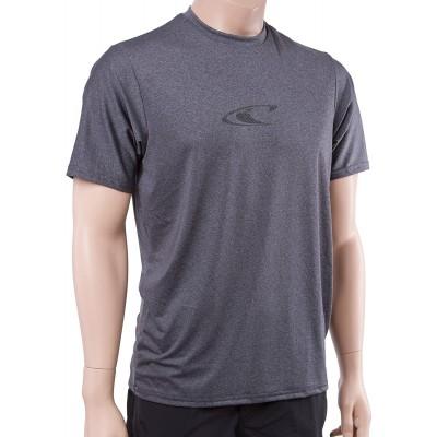 O 'Neill Neoprenanzug UV Sun Schutz Herren 24 7 Hybrid Short Sleeve Sun Shirt Bekleidung