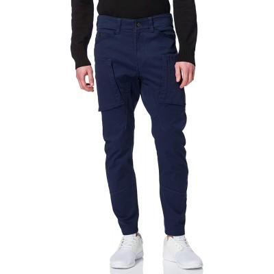 G-STAR RAW Herren Zip Pocket 3D Skinny Cargo Pants Bekleidung
