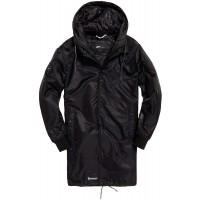 Superdry Mantel Herren Surplus Goods Coach Trench Black Bekleidung
